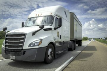 Remarkable freight transport services in official partnerships